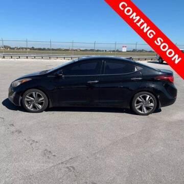 2014 Hyundai Elantra for sale at Monster Cars in Pompano Beach FL