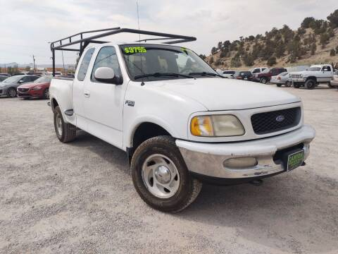 1997 Ford F-150 for sale at Canyon View Auto Sales in Cedar City UT