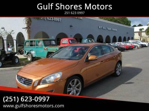 2011 Volvo S60 for sale at Gulf Shores Motors in Gulf Shores AL