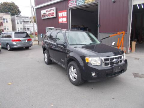 2008 Ford Escape for sale at Mig Auto Sales Inc in Albany NY