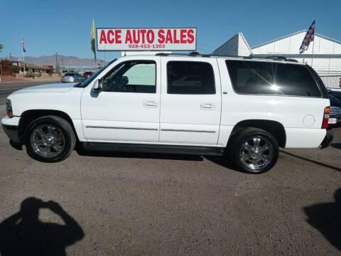 2002 Chevrolet Suburban for sale at ACE AUTO SALES in Lake Havasu City AZ