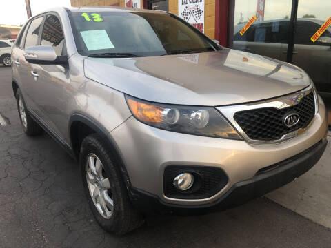 2013 Kia Sorento for sale at Sunday Car Company LLC in Phoenix AZ