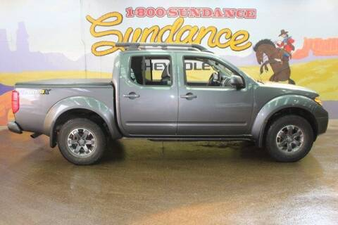 2016 Nissan Frontier for sale at Sundance Chevrolet in Grand Ledge MI