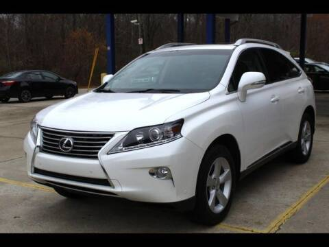 2014 Lexus RX 350 for sale at Inline Auto Sales in Fuquay Varina NC