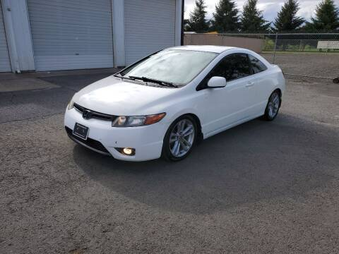 2006 Honda Civic for sale at McMinnville Auto Sales LLC in Mcminnville OR