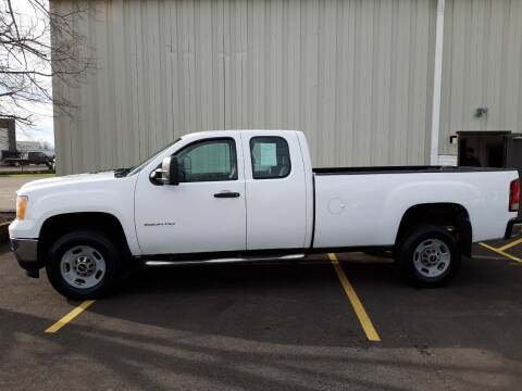 2012 GMC Sierra 2500HD for sale at C & C Wholesale in Cleveland OH