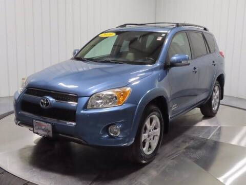 2010 Toyota RAV4 for sale at HILAND TOYOTA in Moline IL