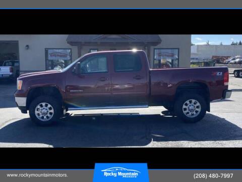 2014 GMC Sierra 2500HD for sale at Rocky Mountain Motors in Idaho Falls ID
