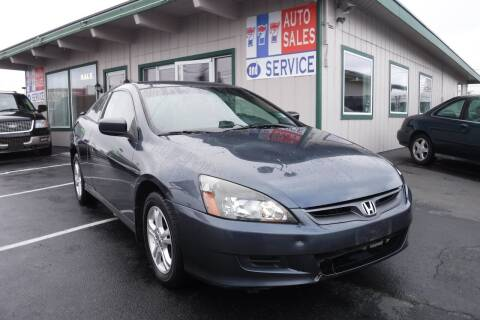 2007 Honda Accord for sale at 777 Auto Sales and Service in Tacoma WA