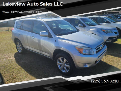 2008 Toyota RAV4 for sale at Lakeview Auto Sales LLC in Sycamore GA