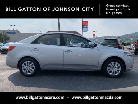 2010 Kia Forte for sale at Bill Gatton Used Cars - BILL GATTON ACURA MAZDA in Johnson City TN