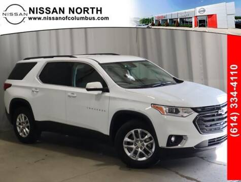 2019 Chevrolet Traverse for sale at Auto Center of Columbus in Columbus OH