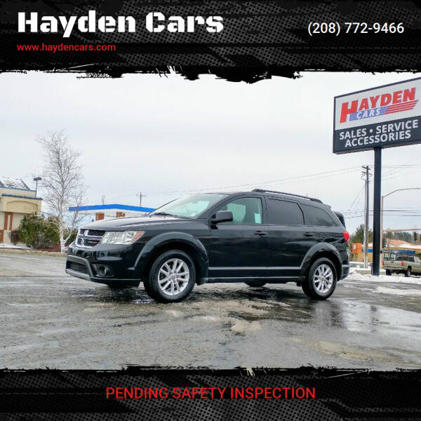 2012 Dodge Journey for sale at Hayden Cars in Coeur D Alene ID