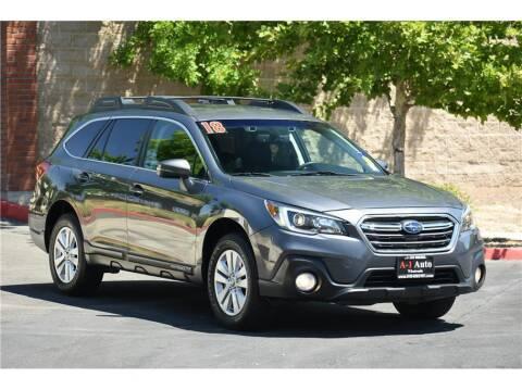 2018 Subaru Outback for sale at A-1 Auto Wholesale in Sacramento CA