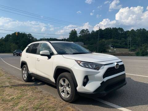 2019 Toyota RAV4 for sale at Anaheim Auto Auction in Irondale AL