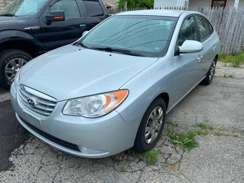 2010 Hyundai Elantra for sale at Volare Motors in Cranston RI