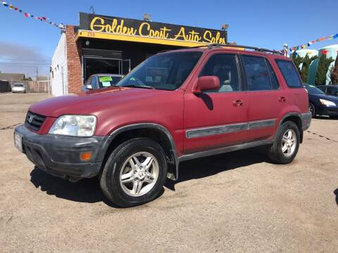 1998 Honda CR-V for sale at Golden Coast Auto Sales in Guadalupe CA