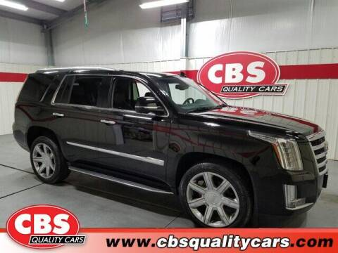 2016 Cadillac Escalade for sale at CBS Quality Cars in Durham NC