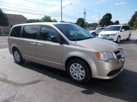 2014 Dodge Grand Caravan for sale at Dansville Radiator in Dansville NY