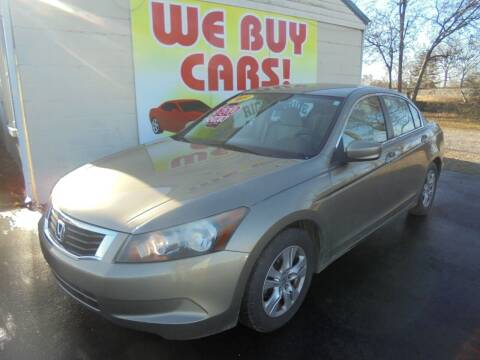 2009 Honda Accord for sale at Right Price Auto Sales in Murfreesboro TN