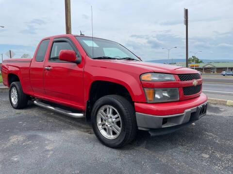 2012 Chevrolet Colorado for sale at Rine's Auto Sales in Mifflinburg PA