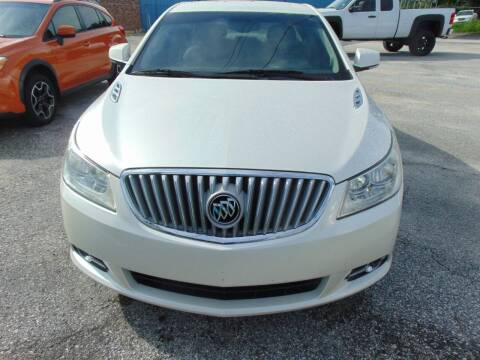 2012 Buick LaCrosse for sale at Payday Motor Sales in Lakeland FL