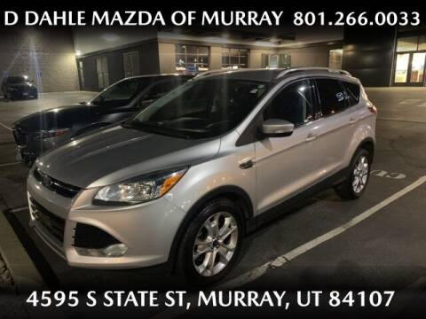 2015 Ford Escape for sale at D DAHLE MAZDA OF MURRAY in Salt Lake City UT