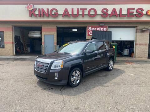 2014 GMC Terrain for sale at KING AUTO SALES  II in Detroit MI