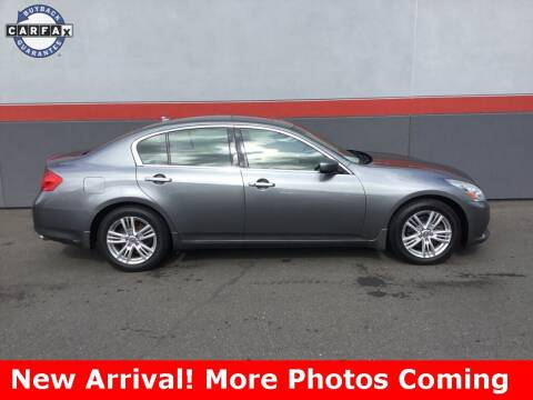 2013 Infiniti G37 Sedan for sale at Road Ready Used Cars in Ansonia CT