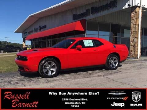 2020 Dodge Challenger for sale at Russell Barnett Chrysler Dodge Jeep Ram in Winchester TN