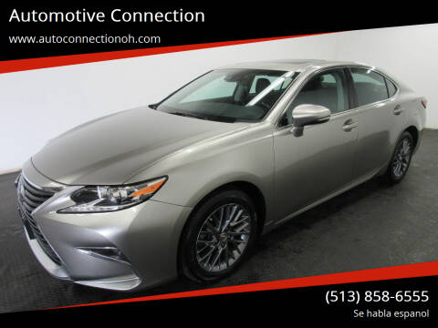 2018 Lexus ES 350 for sale at Automotive Connection in Fairfield OH