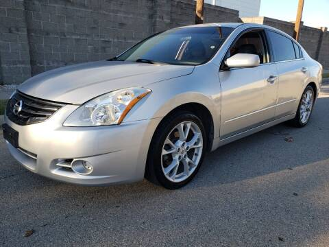 2011 Nissan Altima for sale at ZNM Motors in Irving TX