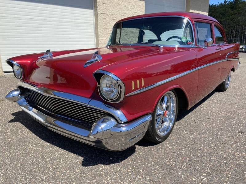 1957 Chevrolet 210 for sale at Route 65 Sales & Classics LLC - Classic Cars in Ham Lake MN
