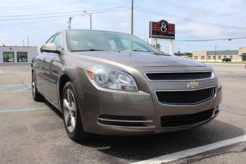 2012 Chevrolet Malibu for sale at B & B Car Co Inc. in Clinton Twp MI