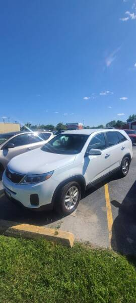 2014 Kia Sorento for sale at Chicago Auto Exchange in South Chicago Heights IL