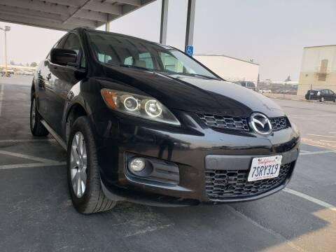 2007 Mazda CX-7 for sale at Express Auto Sales in Sacramento CA