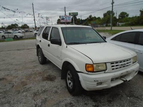 1998 Isuzu Rodeo for sale at SCOTT HARRISON MOTOR CO in Houston TX