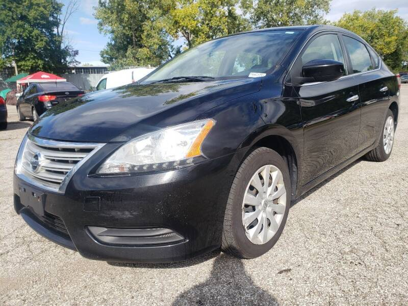 2013 Nissan Sentra for sale at Flex Auto Sales in Cleveland OH
