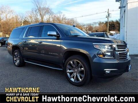 2020 Chevrolet Suburban for sale at Hawthorne Chevrolet in Hawthorne NJ