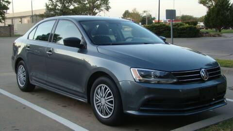 2015 Volkswagen Jetta for sale at Red Rock Auto LLC in Oklahoma City OK