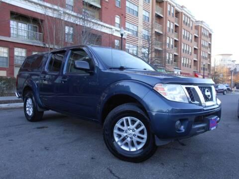 2015 Nissan Frontier for sale at H & R Auto in Arlington VA