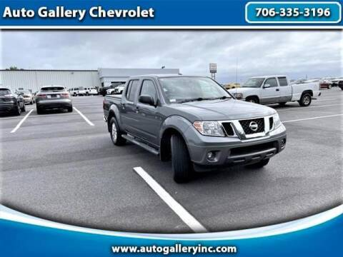 2017 Nissan Frontier for sale at Auto Gallery Chevrolet in Commerce GA