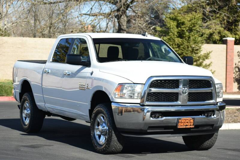2017 RAM Ram Pickup 2500 for sale at Sac Truck Depot in Sacramento CA