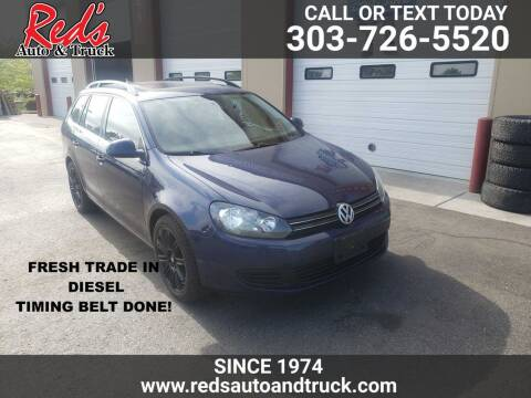 2014 Volkswagen Jetta for sale at Red's Auto and Truck in Longmont CO