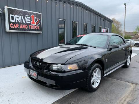 2003 Ford Mustang for sale at Drive 1 Car & Truck in Springfield OH