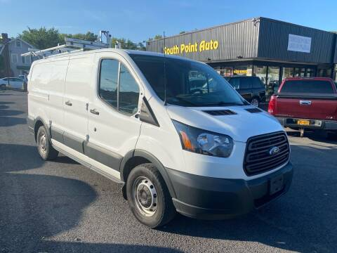 2017 Ford Transit Cargo for sale at South Point Auto Plaza, Inc. in Albany NY