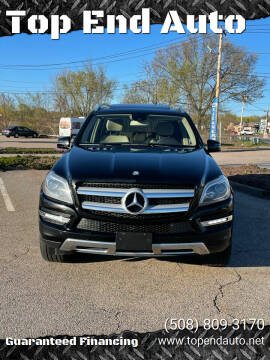 2013 Mercedes-Benz GL-Class for sale at Top End Auto in North Atteboro MA