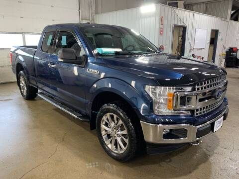 2018 Ford F-150 for sale at Premier Auto in Sioux Falls SD