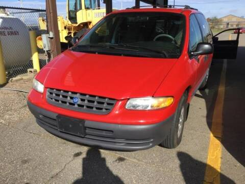 1997 Plymouth Voyager for sale at Al's Auto Inc. in Bruce Crossing MI