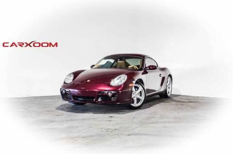 2007 Porsche Cayman for sale at CarXoom in Marietta GA